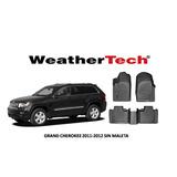 Bandeja Weathertech Jeep Grand Cherokee 2011-2012 Sin Maleta