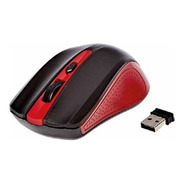Mouse Óptico Inalámbrico 1200 Dpi Wireless 2,4 G