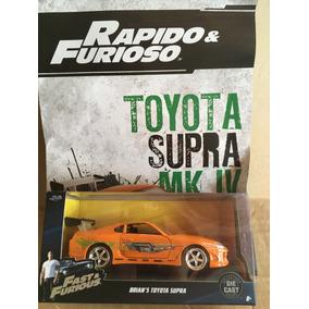 Coleccion Rápido Y Furioso Toyota Supra 1:43 Jada N 2