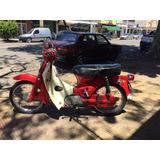 Honda C90 Econo Power Faro Redondo Original Permuto Financio