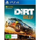Dirt Rally Ps4 / Entrega Inmediata Juga Con Tu Usuario!