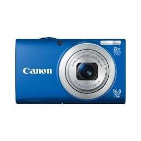 Camara Canon Powershot A4000is Como Nueva En Caja Completa