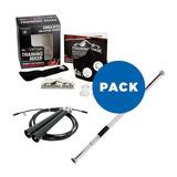 Pack Training Mask Elevation + Barra Puerta + Speed Rope