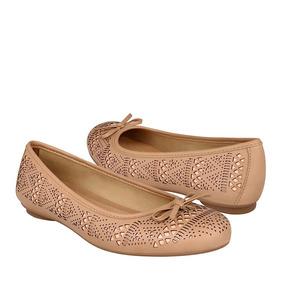 Zapatos Flexi 32503 Piel Camel