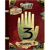 Libro Gravity Falls Diario Journal 3