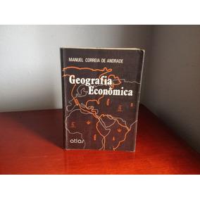 Geografia Econômica - Livro