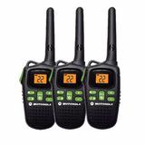 Nuevos Handies Motorola Md200 Triple Hasta 32km De Alcance !