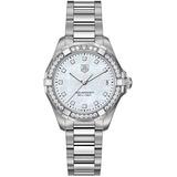Tag Heuer Aquaracer 300m Mujer Diamante Reloj - Way1314.ba0