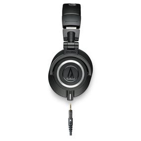 Audio Technica Ath-m50x Audifonos Dj Y Estudio Envío En 24hr