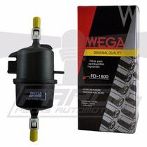 Filtro Combustível Para Fiat Siena / Strada - Wega - Fci1600