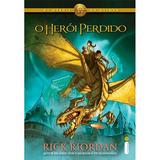 Livro - O Herói Perdido - Coleção Os Heróis Do Olimpo Novo