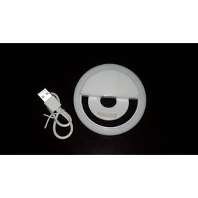 Aro De Luz Selfie Ring Lithg Led Flash Todos Los Dispositivo