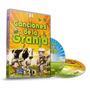 Canciones De La Granja Zenon Vol 1 Cd + Dvd Nuevo Original