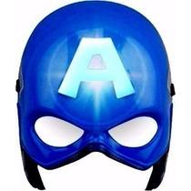Mascaras Avengers Con Luz Led Precio Al Mayor