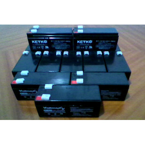 Pila O Bateria 12 Voltios 1.2 Amperios