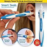 Smart Swab Removedor De Cerilla Limpiador Oídos Envio Gratis
