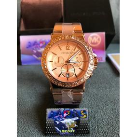 Relógio Michael Kors Mk5412 Rose - Joias e Relógios no Mercado Livre ... 56a780b195