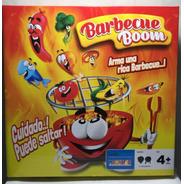 Barbecue Boom Juego De Mesa Parrilla Magnific 22059 Srj