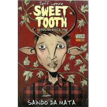 Sweet Tooth 01 C/peq Dano Panini - Gibiteria Bonellihq Cx79