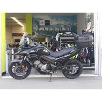 Suzuki Vstrom 650 Abs Dl650a