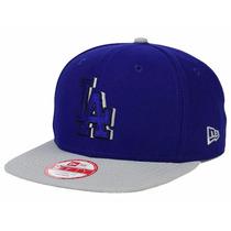 New Era Gorra Mlb Dodgers 9/50 Shadow Snapback Original Fit