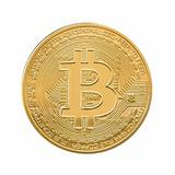 Bitcoin Moneda Onza De Colección Chapa De Oro Envío Gratis