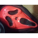 X1 Mascara Plastica Scream Scary Movie Terror Jodas Chascos