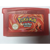Pokemon Red Fire (rojo Fuego) En Ingles