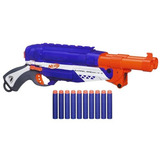 Juguete Hasbro Nerf Cañón Abatible Ix-2 N-strike Blaster