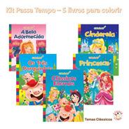 5 Grandes Livros De Colorir Para Meninas