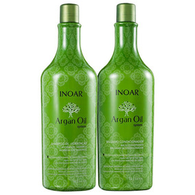 Kit Inoar Argan Oil Shampo + Condicionador Blz