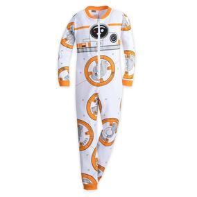 Star Wars Bb8 Pijama Mujer T Chica Tienda Disney Kmochi Mx