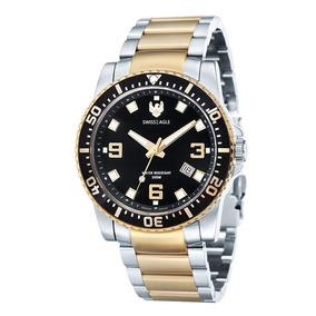 1a30aee1de7 Relógio Luminox Swiss Scott Cassel 3059.set por Olist · Relógio Swiss Eagle  Men