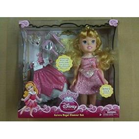 Juguete Disney Mi Primera Princesa Aurora Bella Durmiente R