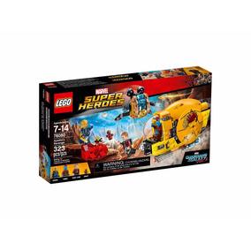 Lego Super Héroes 76080 323 Piezas Guardianes De La Galaxia