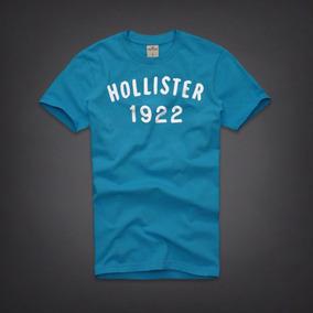 Playeras Hollister Para Hombre Varios Modelos C5249