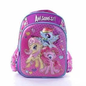 Mochila My Little Pony Kinder Sku Mp71932sb