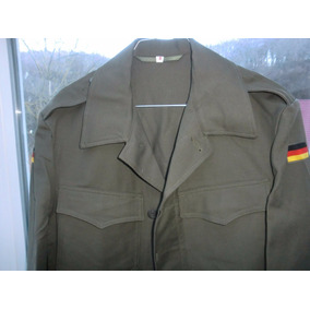 Chaqueta militar alemana mujer
