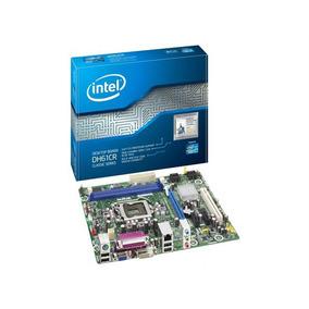 Mother Intel Dh61cr Socket 1155 Vga 2da Y 3ra - Nuevos
