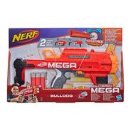 Novo Lançador Nerf Mega Bulldog Accustrike Hasbro E3057