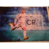 Afiche De Cristiano Ronaldo... Numero 2