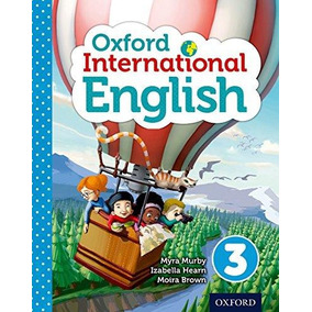 Oxford International Primary English Sb 3
