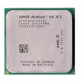 Processador Cpu Amd Athlon 64 X2 Am2 - 2.1 G Ado4000iaa5dd