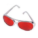 Disfraz Estrella Del Rock Elvis Gafas De Sol - Aviador Estr