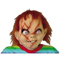 Semilla De La Máscara De Disfraz De Chucky