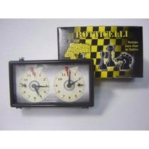 Reloj De Ajedrez Aguja Boticelli