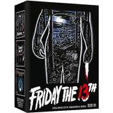 Coleção Sexta-feira 13 - Box.1 / Friday The 13th - Pack.1