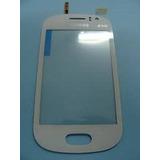 Tela Vidro Touch Original Samsung Fame S6810 S6812 Galaxy