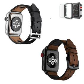 f58b65ca764 Kit Ulseira Apple Watch Híbrida + Hermes Rallye 42mm +case