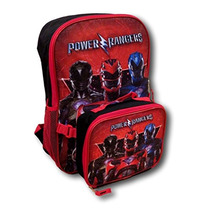 Power Rangers Dino Supercharge Mochila Con Desmontable Caja